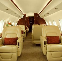 Bombardier Global 6000 Netjet Private Jet FINE magazine 4